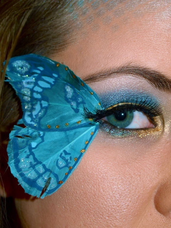 QC Makeup Academy Contest HELP & VOTE for London Moore's
