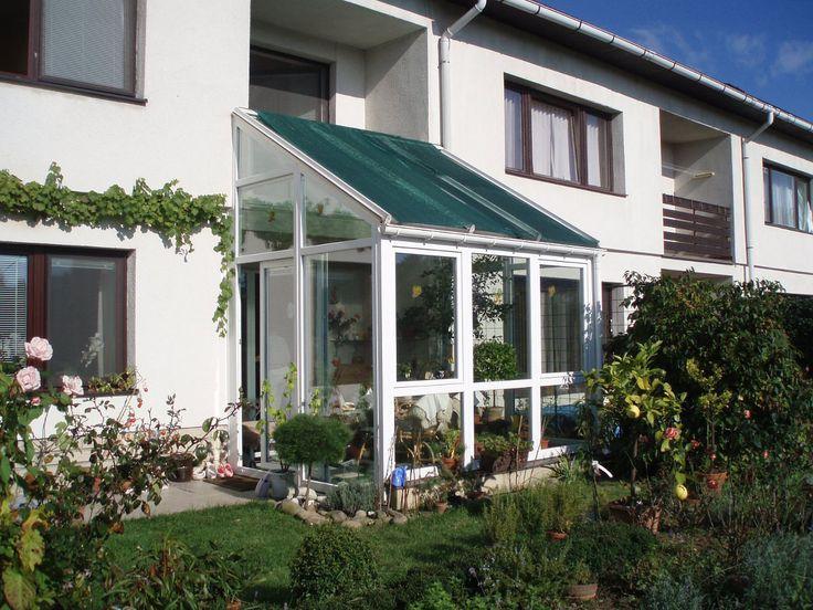 Zimní zahrada jako energetický systém domu