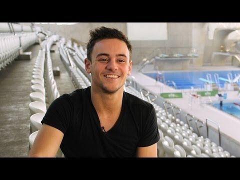 The London Story - Tom Daley - YouTube