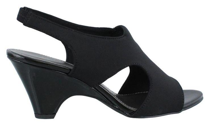 Bandolino Fleet Mid Heel Sandal Womens Sandals Mid Heel  Mid Heel #BANDOLINO #SANDALSMIDHEEL
