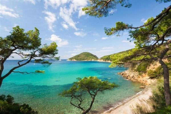 Elba_Island Portovenere Italy