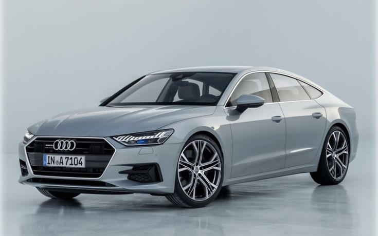 В Детройте представят новое поколение Audi A7