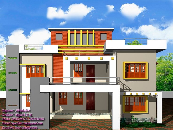 Kerala Home Design More At Keralahouseplanner
