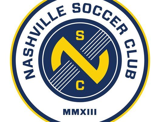 They ran into intellectual property concerns because of the existence of Nashville FC Youth, which has different teams of boys and girls that compete in the nonprofit Harpeth Youth Soccer Association.  #Nashville #soccer #youth #sports #logo #badge #brand #soccerteam #USL #MLS #Harpeth #kixsports