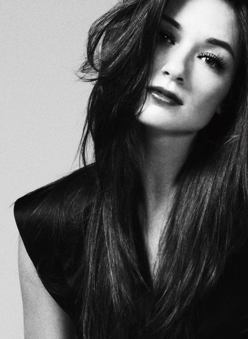 """Don't be afraid to fight for something you love.""  (Crystal Reed)"