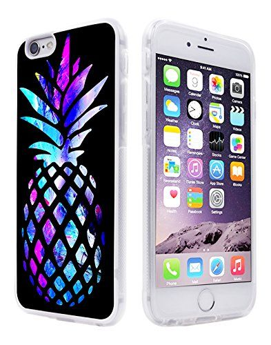 Pineapple Case for iPhone 6S Plus,Gifun [Anti-Slide] and [Drop Protection] Clear Soft TPU Premium Flexible Protective Case for Apple iPhone 6 Plus & 6S Plus - Brightly Colored Marble Pineapple  https://topcellulardeals.com/product/pineapple-case-for-iphone-6s-plusgifun-anti-slide-and-drop-protection-clear-soft-tpu-premium-flexible-protective-case-for-apple-iphone-6-plus-6s-plus-brightly-colored-marble-pineapple/  Case for Apple Iphone 6(2014)/iPhone 6S(2015). 360 Degree P