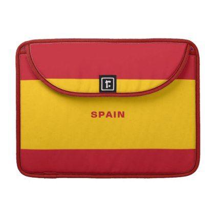 Best 25 spain flag ideas on pinterest flag in spanish spanish spain flag macbook sleeve pro solutioingenieria Image collections