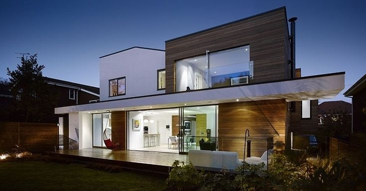 House 1005 - Located in Manchester, United Kingdom, this modern two-storey single family house was designed in 2008 by local Stephenson ISA Studio.