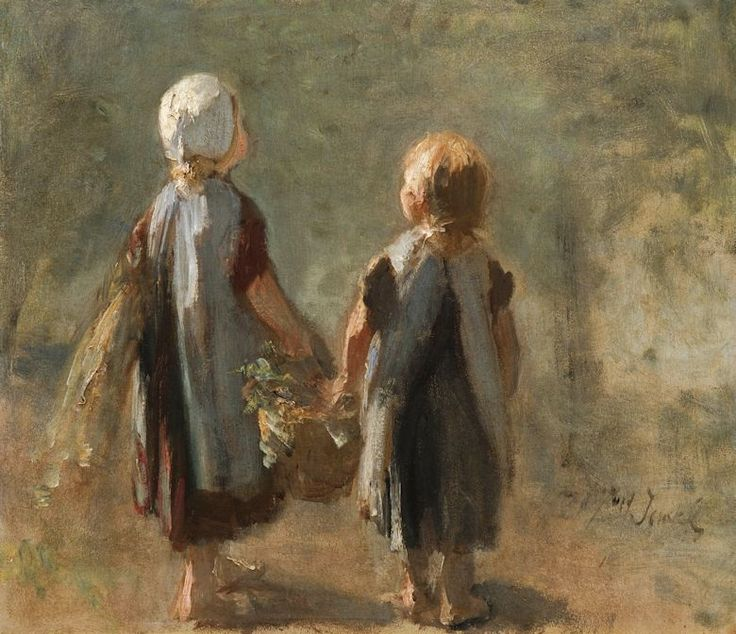 Jozef Israëls: Realismo holandés del siglo XIX | Trianarts