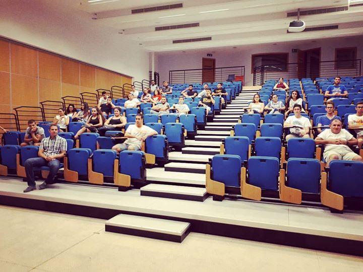 3η μέρα παρουσίασης προς τους νεοεισερχώμενους φοιτητές της Περιβαλλοντικής Διαχείρισης του Τεχνολογικού Πανεπιστημίου Κύπρου από το Γραφείο Περιβαλλοντικής Πολιτικής. _____________________________ #greenatcut @greenatcut #cyunitech @cyprusuniversitytechnology
