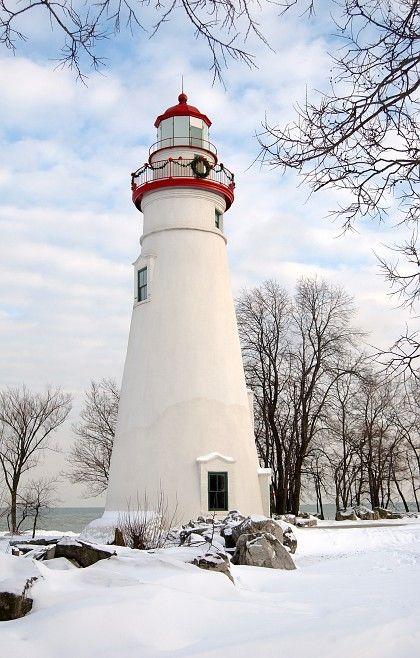 Marblehead Lighthouse, Marblehead, OH