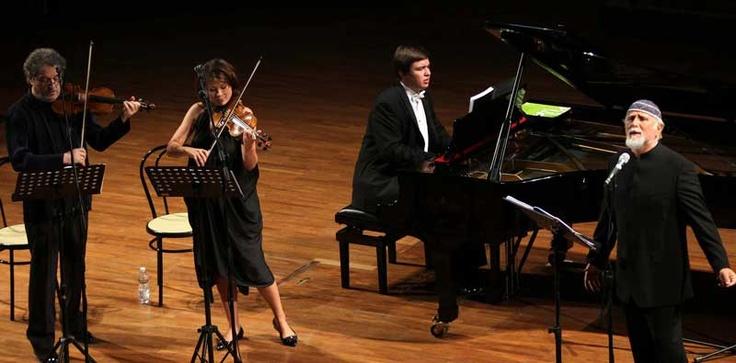 Adesso Odessa, Moni Ovadia @ Piccolo Teatro Grassi, 06 - 02 - 2013