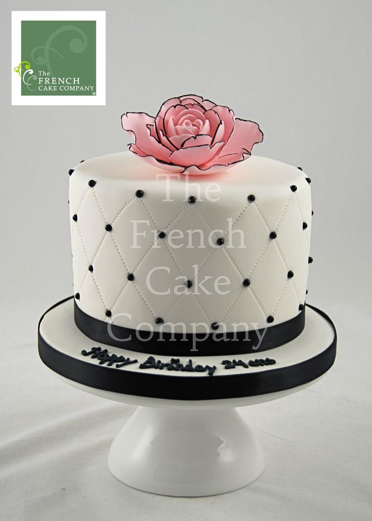 Happy Birthday Marie Designer Cake