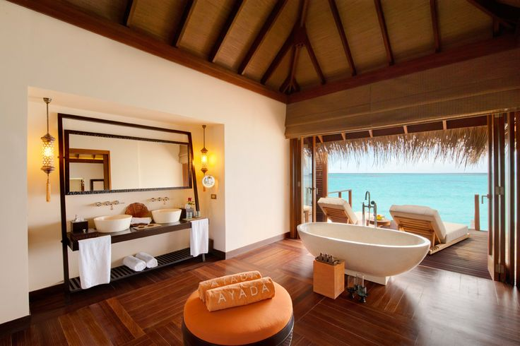 Ultimate Retreat Destination: Ayada Maldives Resort Ultimate Retreat Desination: Ayada Maldives Resort – HomeDSGN, a daily source for inspiration and fresh ideas on interior design and home decoration.