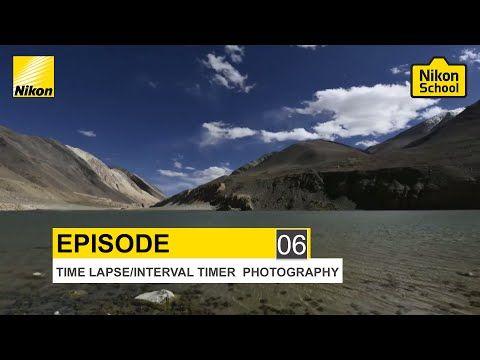 New Nikon School D-SLR Tutorials - Time Lapse/Interval Timer - Episode 6 - YouTube