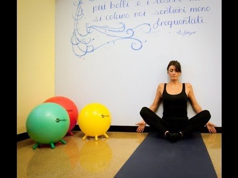 Esercizi di Fitness Posturale | SaluteinMovimento Genova - YouTube