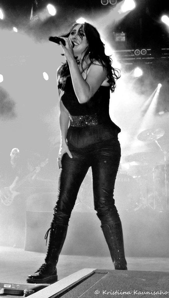 #withintemptation #TheUnforgiving #10122011 #sharondenadel #finland #helsinki