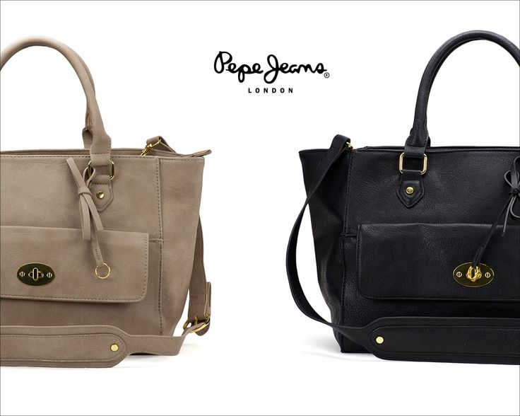 #buty #butypl #torby #pepejeans #bags #newcollection #fallwinter14 #fw14 #black #brown