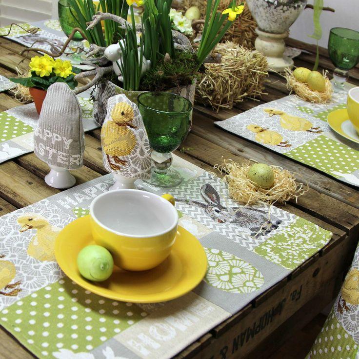 50 besten ostern bilder auf pinterest ostern serien und gedeckter tisch. Black Bedroom Furniture Sets. Home Design Ideas