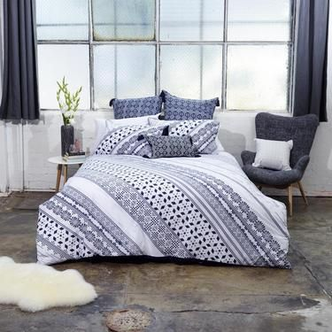 KOO Phoenix Quilt Cover Set White | Spotlight Australia