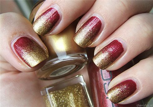 Iron man nails
