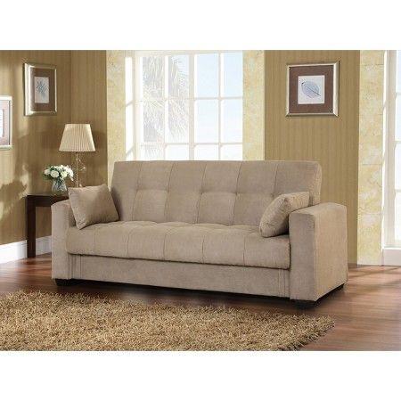 Lifestyle Solutions Lexington Sofa Bed - Khaki : Target