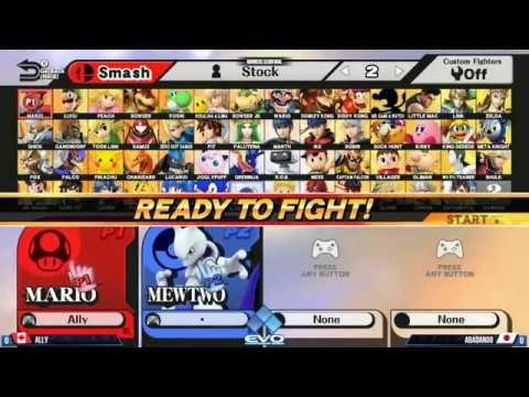 Evo 2016 Super Smash Bros Wii U Top 8