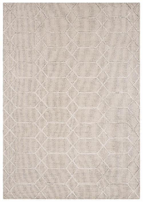 Koko Silver rektangel mattor moderna mattor