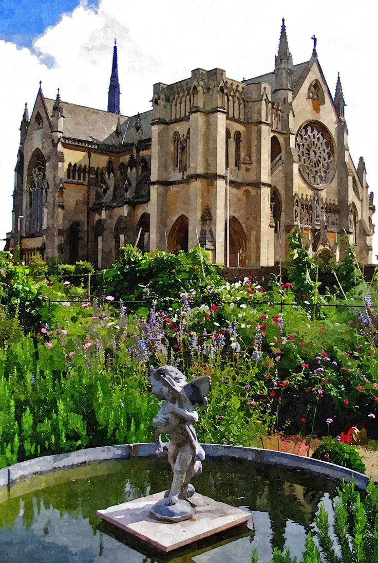 Arundel Cathedral, Sussex, England