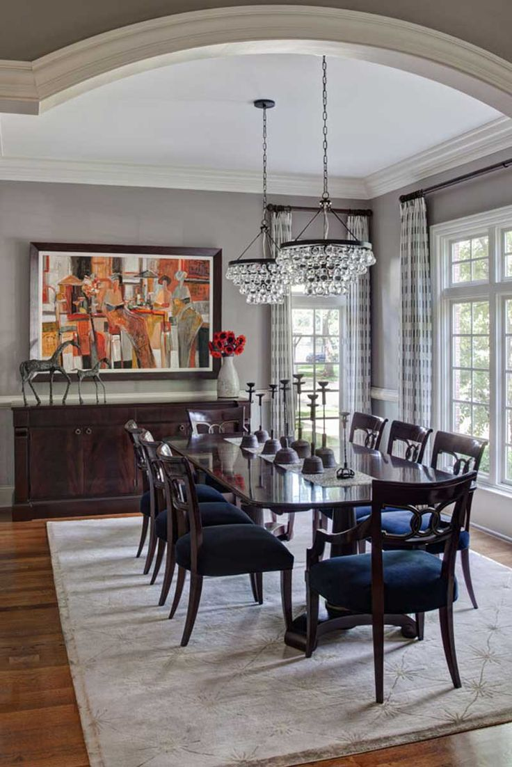 100 Dining Room Lighting Ideas, Traditional Dining Room Chandeliers