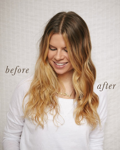 A CUP OF JO: How to get perfect loose curls - so that's how they do it