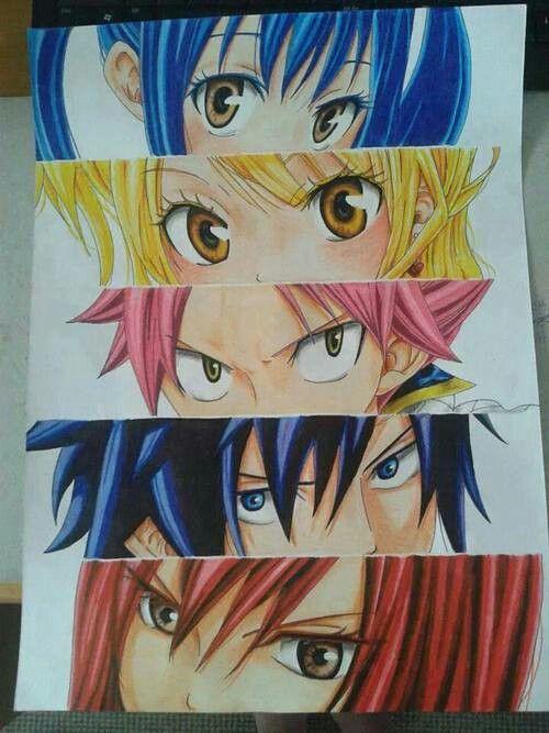 I love anime