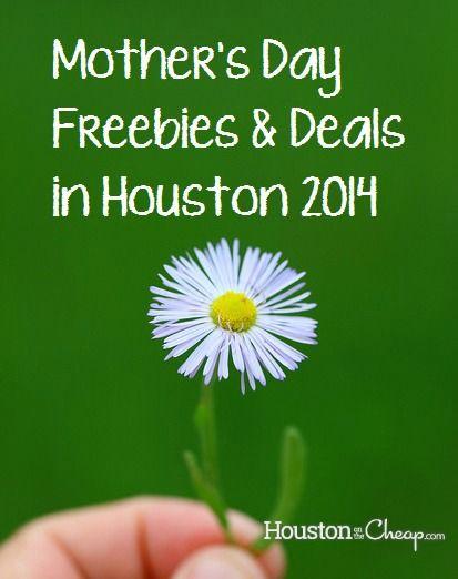 lists mothers deals houston