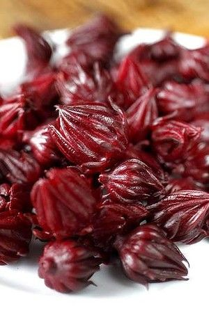 Australian cuisine ... Have you ever tried rosella buds?
