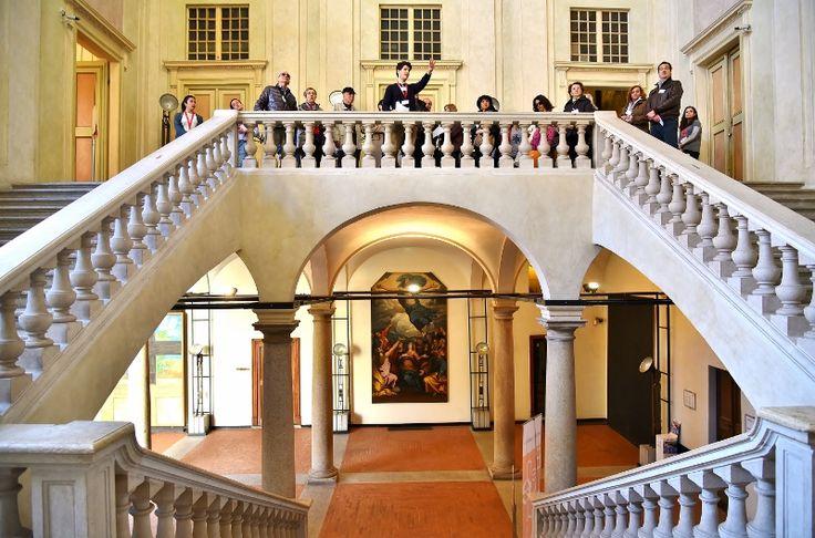 19 Marzo: Palazzo Sanvitale aperto alle visite per le Giornate Fai di Primavera con la speciale guida degli studenti delle scuole superiori di Parma in veste di ciceroni.