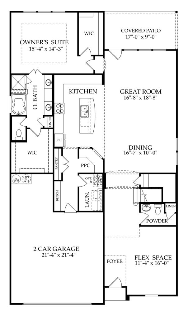 Palomar By Pulte Homes Price 410180 Photos Floor Plans Contact Square Feet3252 Bedrooms