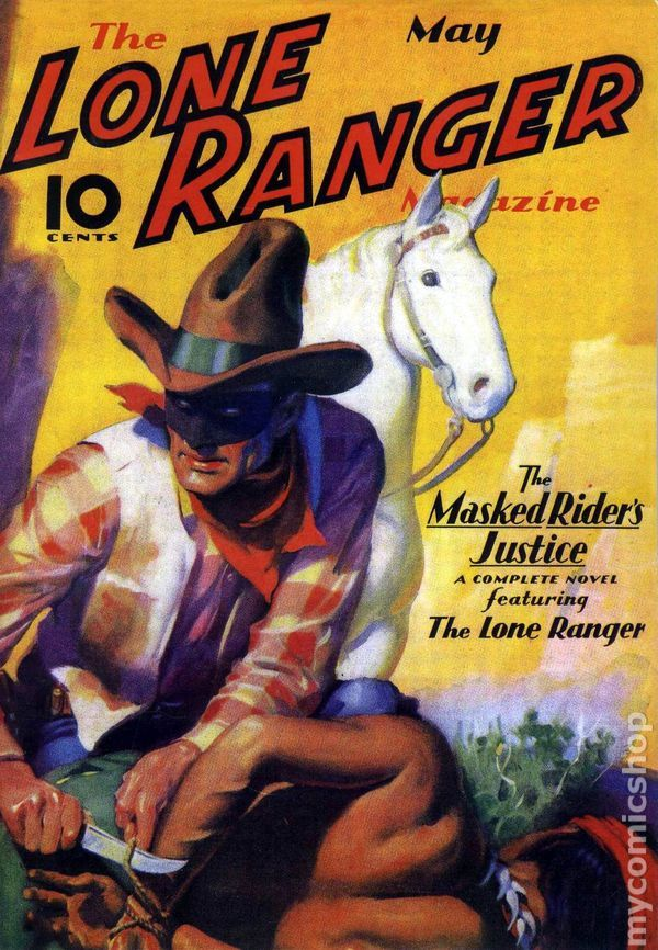 The Lone Ranger - the original and best!