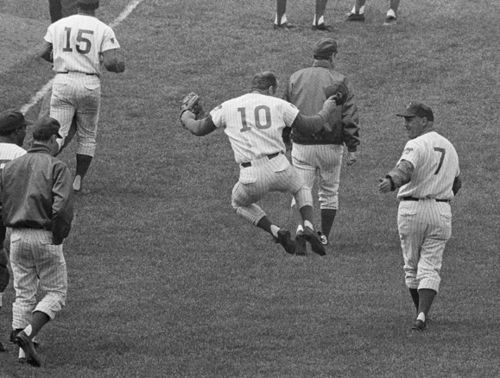 Ron Santo, Chicago Cubs - my hero! Love you Ronnie