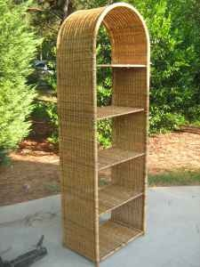 $75 #shelf #wicker
