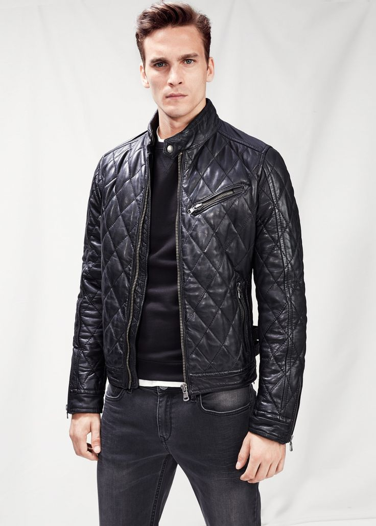 Exemplar Men's Quilted Genuine Lambskin Leather Jacket Black KL by Exemplar. $ - $ $ $ 5 out of 5 stars 2. Product Features Genuine Lambskin Sheepskin Leather Jacket for Men. Absolute Leather Men's Sparta Black Classic Genuine Lambskin Leather Jacket.