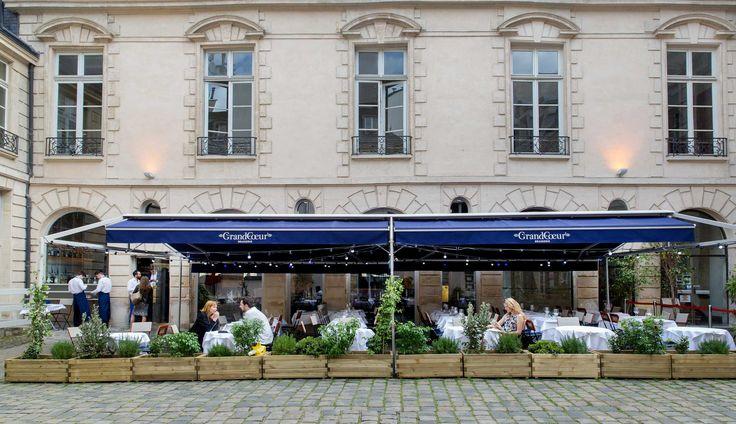 Restaurant Grand Coeur à Paris