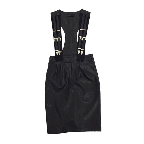 ◆送料無料◆PreOrder◆バックルサスペンダースカート - 【KAWI JAMELE】 OFFICIAL ONLINE SHOP