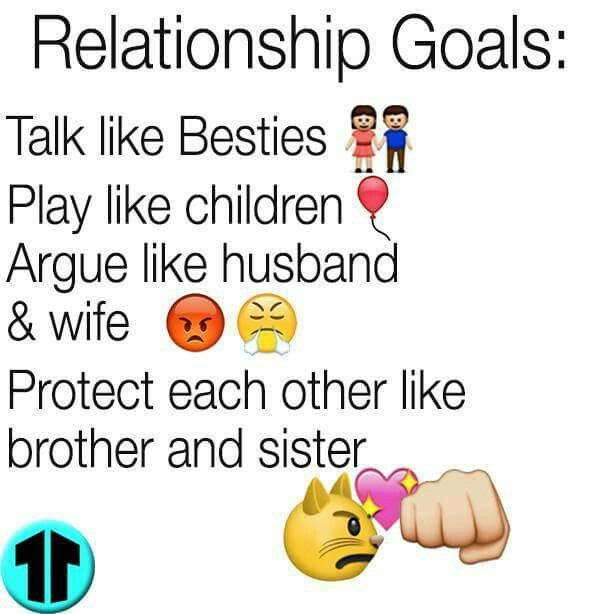 relationship goals and quotes