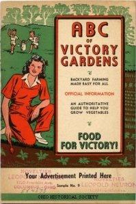 12  DIY Victory Garden Notebook