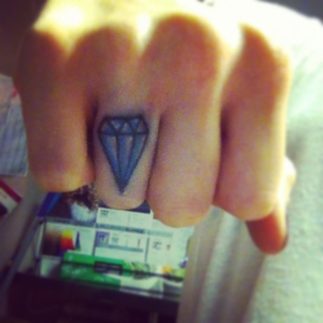 301 best images about knuckle tattoos on Pinterest ...