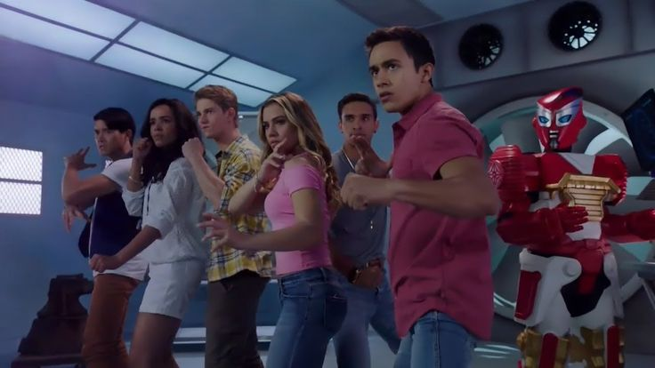 "Power Rangers Super Ninja Steel Official Trailer 2 | Episode 1 ""Echoes o..."