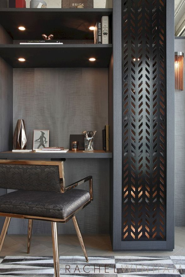 See More Mid Century Modern Office Design Inspirations At Http