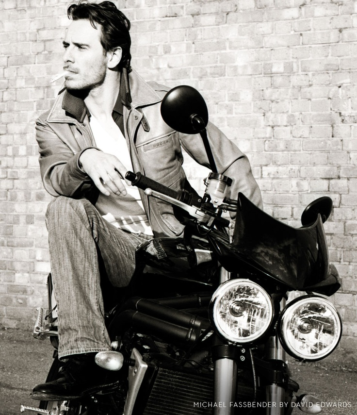 Michael Fassbender, the absolute perfect Sebastian Moran