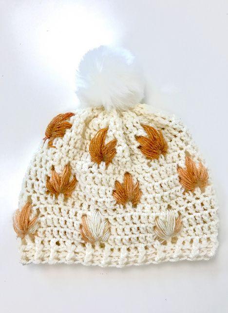 653 besten Crochet Hats Bilder auf Pinterest   Häkelmützen, Projekte ...