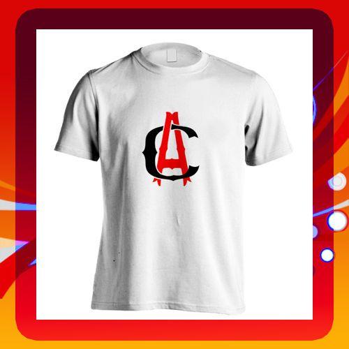 Aaron Carpenter AC Logo T-Shirts Men Tee Shirt Size S to 3XL - NEW WHITE #Gildan #GraphicTee